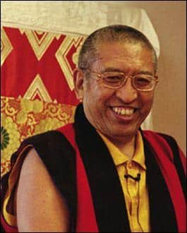 A Guide to Shamatha Meditation by Thrangu Rinpoche
