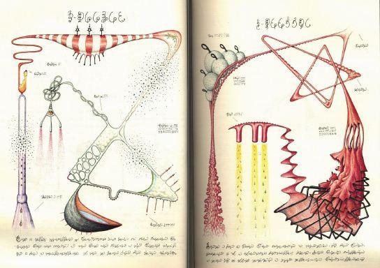 Bizarre Tuesday on HolyBooks.com: The Voynich Manuscript and CODEX Serahinianus