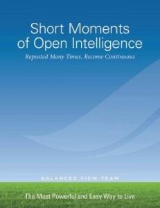 Short Moments of Open Intelligence free ebook