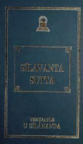 Silavanta Sutta