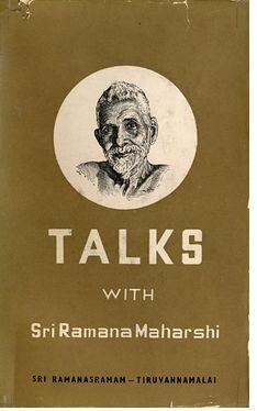 Talks with Sri Ramana Maharshi Complete Version