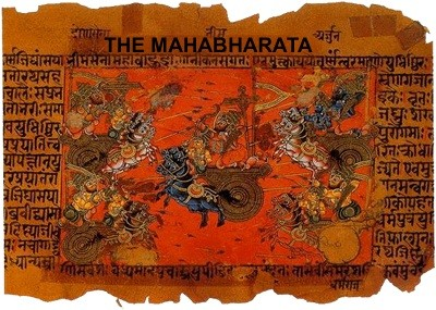 Mahabharata – all volumes in 12 PDF-files